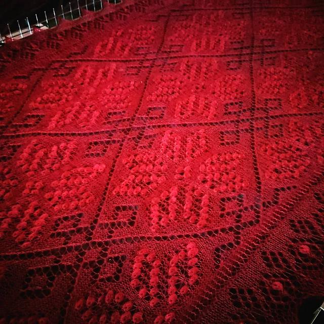 sofi oksaneni sall punane