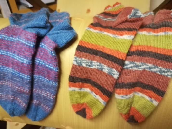 2 paari sokke tanja mehele